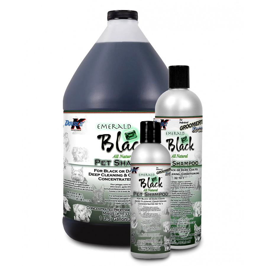 EMERALD BLACK ®  | 236ml