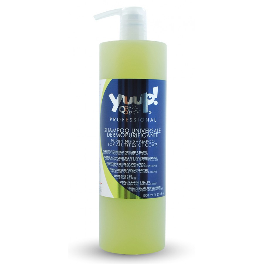 Purifying Shampoo for All Types of Coats | 1L