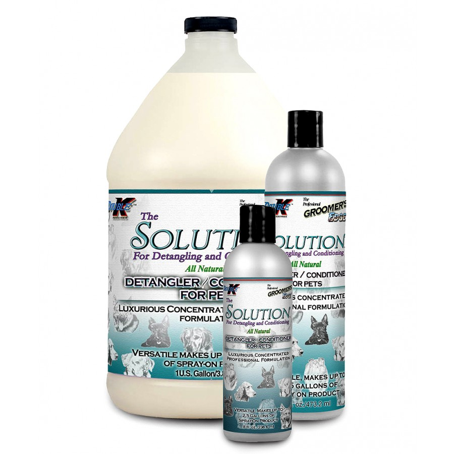 THE SOLUTION®  | 473ml