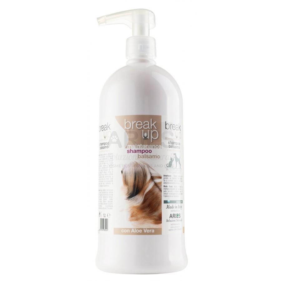 Break Up Maintenance Shampoo & Balsamo | 1L
