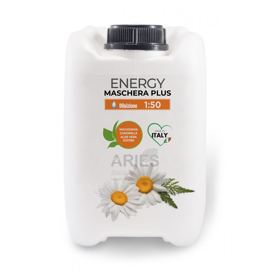 ENERGY MASCHERA PLUS | 5L