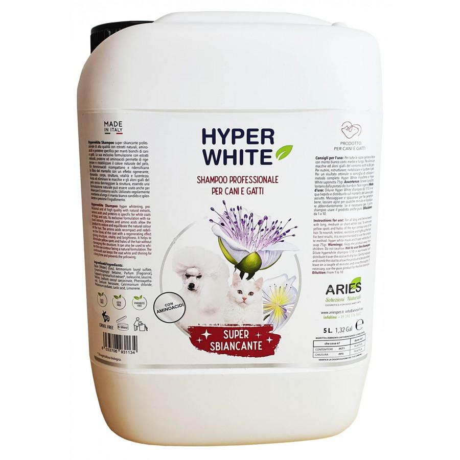 HYPER WHITE SHAMPOO   5L