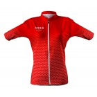 GROOMER CLOTHES | Bubbles Red - Women