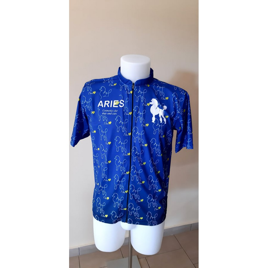 GROOMER CLOTHES | I love Blue - Men