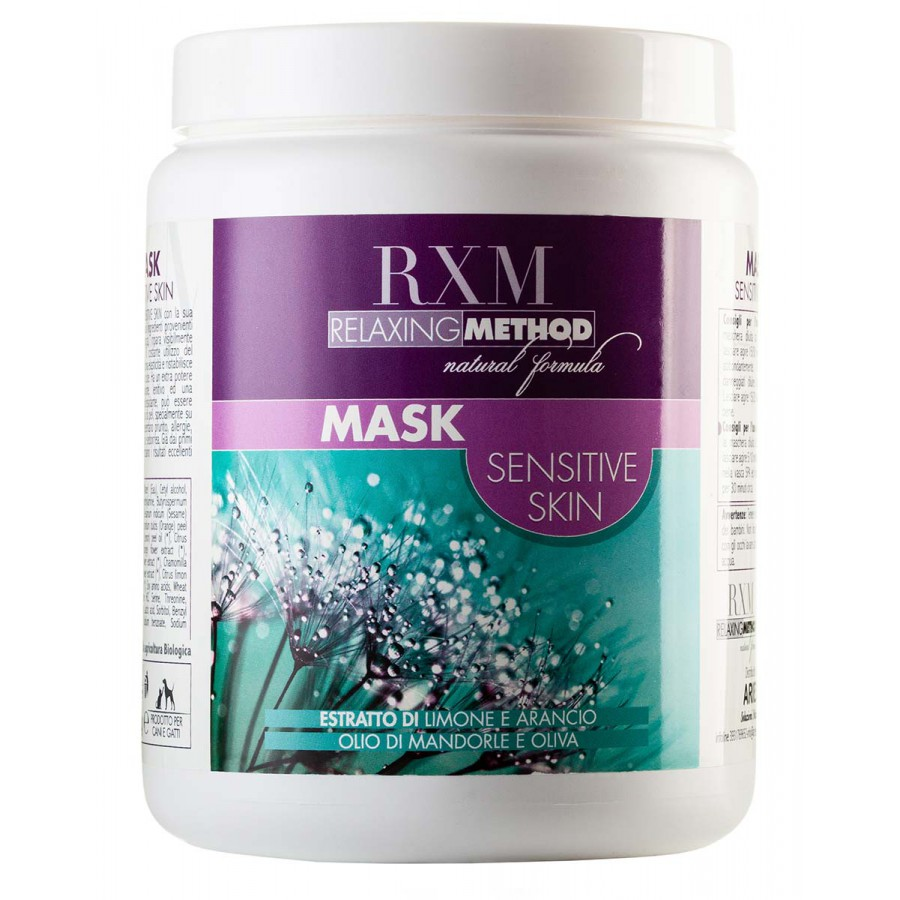 RXM RELAXING METHOD MASK SENSITIVE SKIN | 1Kg