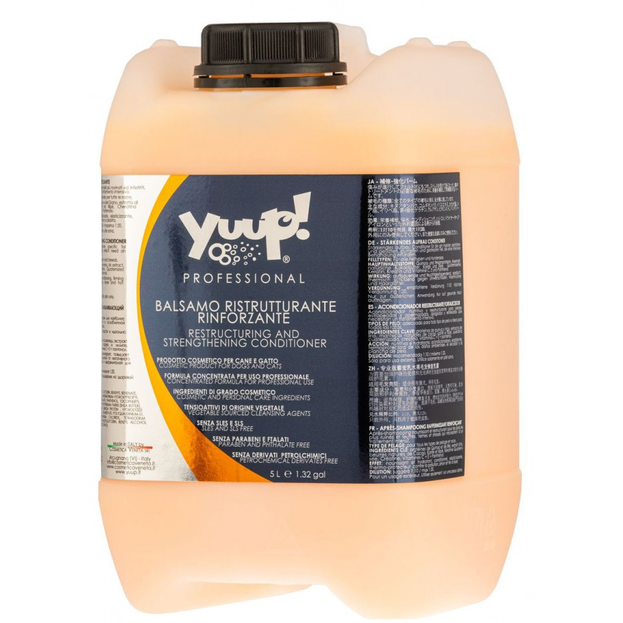 Restructuring and Strengthening Conditioner | 5L
