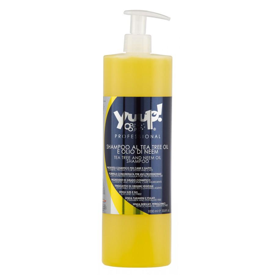 Tea Tree and Neem Oil Shampoo | 1L