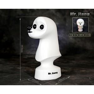 Model Kutya Fej | Szőr Nélkül