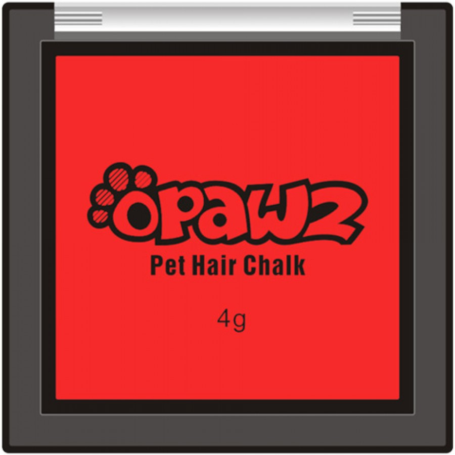 Pet Hair Chalk | Red
