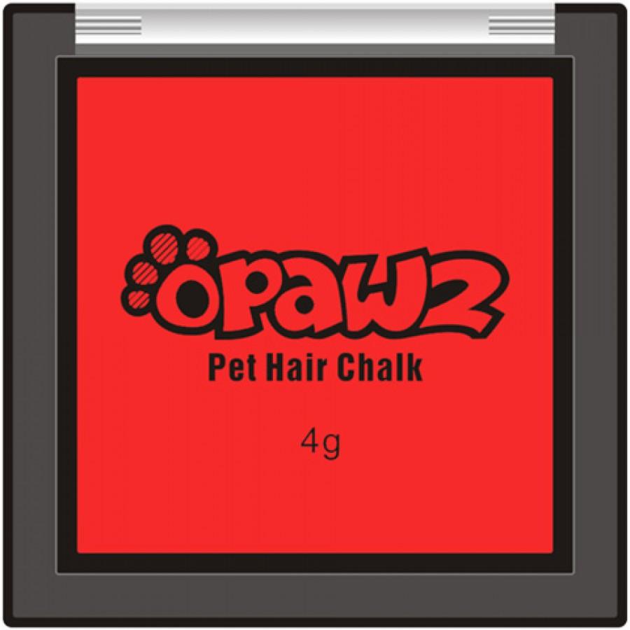 Pet Hair Chalk   Red