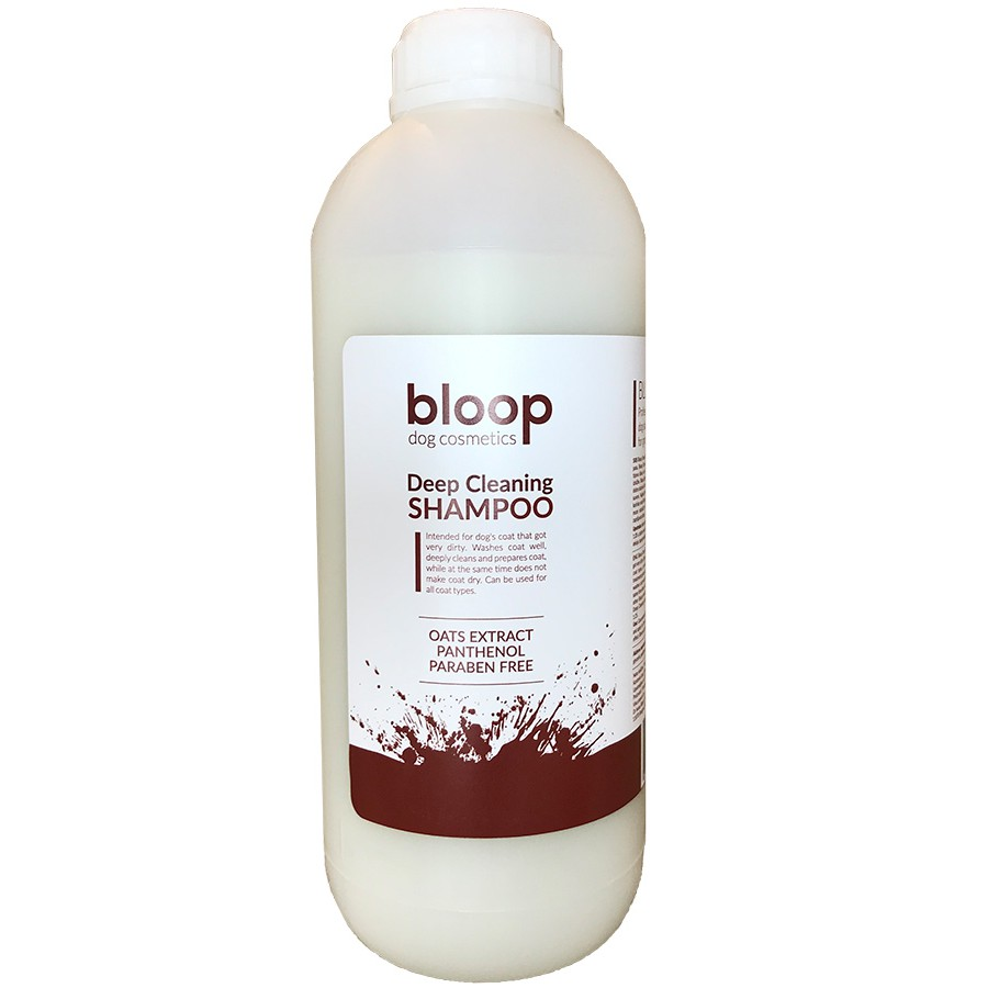 Deep Cleaning Shampoo |1L